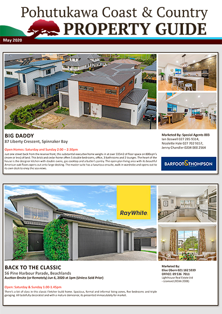 Coast & Country Property Guide May 2020